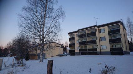 Asunto Oy Satojaatila – kaikki kerralla kuntoon – toivottavasti seuraavan kerran vasta 40-vuoden kuluttua